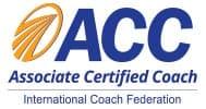 ACC- ICF badge