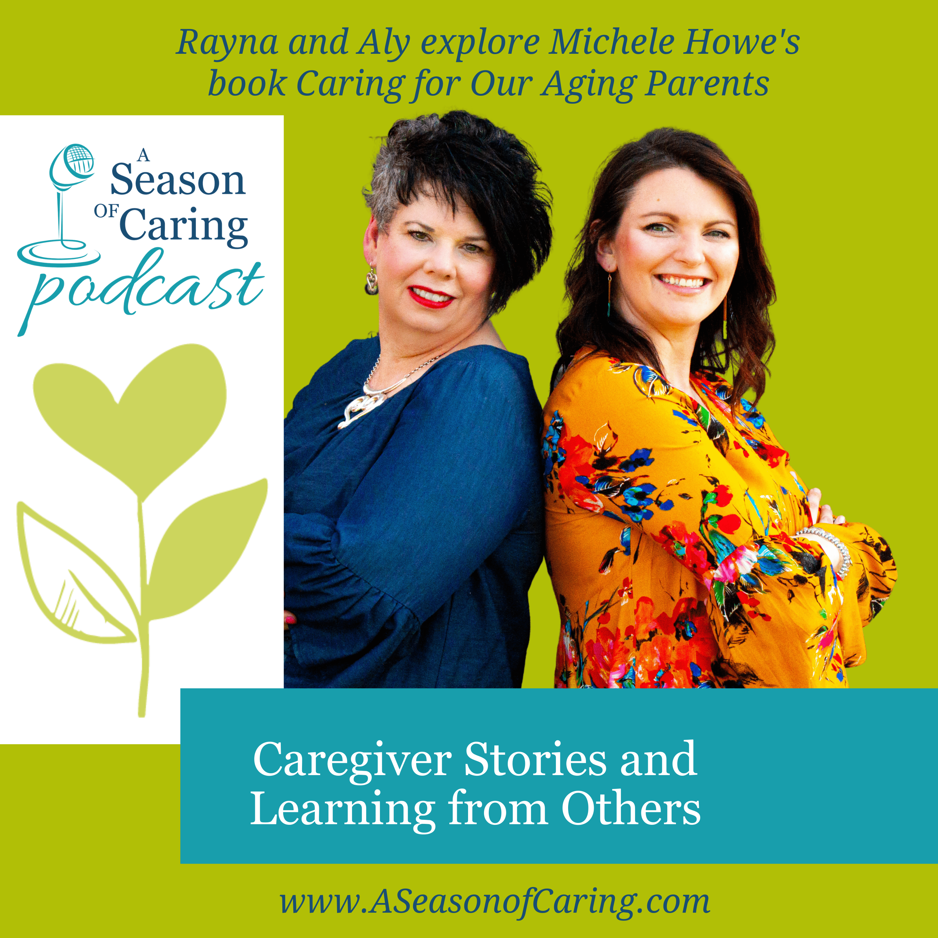 Caregiver Stories and Learning from Others