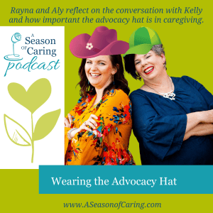 Wearing the Advocacy Hat